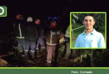 Photo of Accidente de tránsito en zona rural de La Ceja, cobró la vida de un joven de 18 años.
