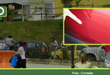 Photo of Denuncian daños a vehículos por parte de algunos venezolanos que trabajan en semáforos de Rionegro