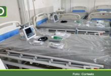 Photo of Alcaldía entrega dotación por $1.500 millones al Hospital San Juan de Dios de Rionegro