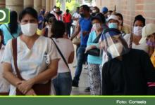 Photo of Reportan 8.672 nuevos casos y 166 fallecidos en el país, Antioquia suma 2.229 nuevos contagios