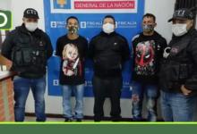 """Photo of En Rionegro fue capturado alias """"Huevo"""", máximo cabecilla de Los Pamplona"""