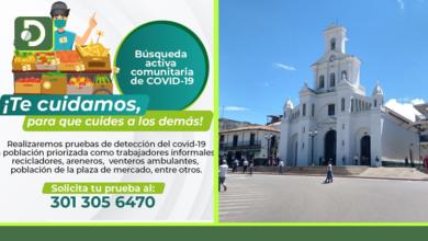 Photo of Marinilla implementará la búsqueda activa para detectar casos de covid
