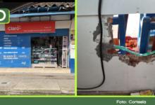 Photo of El Carmen: Ladrones abrieron hueco y robaron cerca de $50 millones de un negocio de celulares