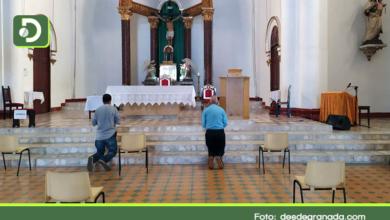 Photo of Reabren las iglesias en Granada luego de cinco meses de permanecer cerradas por la Pandemia