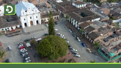 Photo of Alcalde de El Retiro propone la remodelación del parque principal.