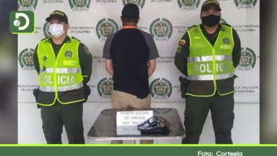 Photo of Operativos en La Ceja dejan un capturado por porte ilegal de armas de fuego