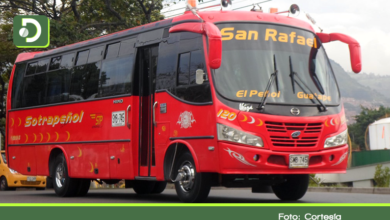 Photo of A partir de este lunes SotraPeñol habilita la ruta Medellín – El Peñol – San Rafael.