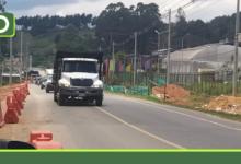 Photo of Autopista: Por obras en la vía Belén, a partir del lunes ingreso a Rionegro será sólo por la vía el Tranvía