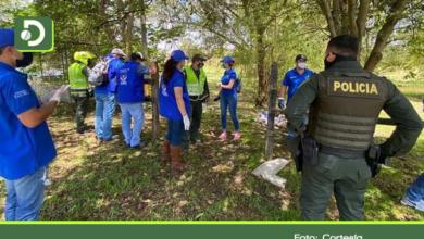 Photo of Autoridades retiraron cambuches en varios sectores de Rionegro