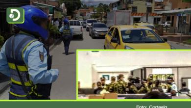 Photo of Tres agentes de tránsito de Rionegro fueron capturados por corrupción