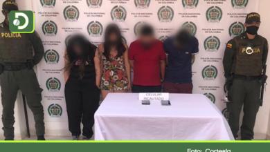 Photo of Capturan 10 personas por diferentes delitos en el municipio de El Santuario