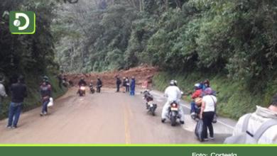 Photo of Hasta mañana estaría cerrada la autopista Medellín – Bogotá a la altura de Cocorná