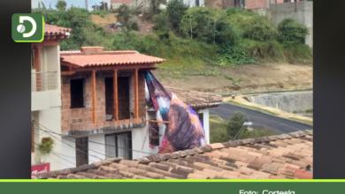 Photo of Globo de mecha provocó incendio en una casa de El Carmen de Viboral