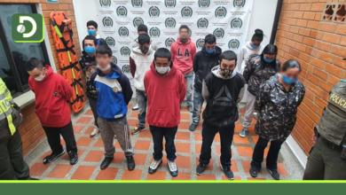"""Photo of Capturan en La Unión 13 integrantes de la banda delincuencial """"Los Mesa""""."""