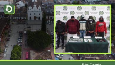Photo of Capturan a cinco extranjeros que delinquían en el municipio de El Retiro