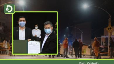 Photo of El Santuario cambiará todo su alumbrado público a tecnología LED