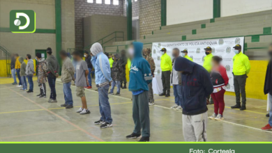 Photo of En operativo contra el microtráfico en El Retiro capturan 29 personas