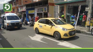 Photo of ¿Intolerancia? En Rionegro, taxista fue capturado tras agredir a un peatón