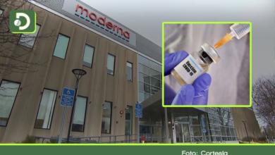 Photo of El laboratorio estadounidense Moderna, anuncia que su vacuna tiene una eficacia del 94,5%