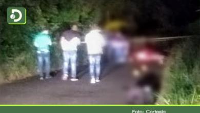 Photo of Pareja fue baleada en Guarne: hombre murió y mujer quedó herida