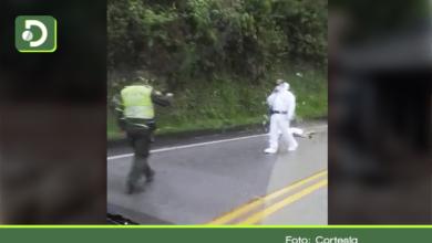 Photo of Cocorná: joven de 20 años murió al caer de una tractomula en la vía Medellín – Bogotá