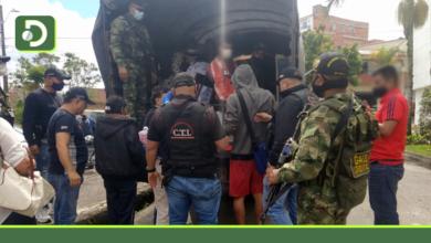 Photo of Capturan en Rionegro 19 personas por microtráfico y otros delitos