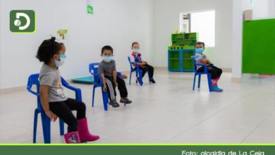 Photo of Niños regresaron a los Centros de Desarrollo Infantil del ICBF en La Ceja y El Peñol