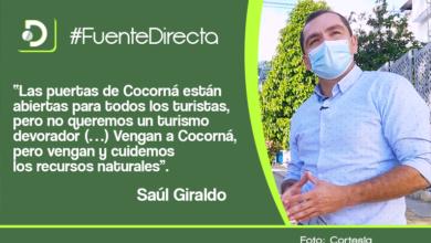 Photo of Turismo sostenible, oportunidades para el campesino y lo que se viene para Cocorná, el alcalde Saúl Giraldo responde