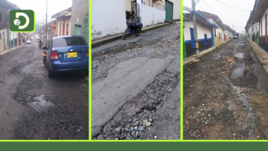 Photo of En imágenes: lamentable estado de las vías del municipio de Sonsón