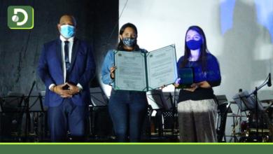 Photo of Sonsón realizó por primera vez entrega de reconocimientos en honor a Ana María Martínez de Nisser