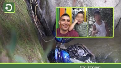 Photo of Luego de 11 días, hallan el último cuerpo: Dos niños y un hombre murieron tras caer en moto al río Cocorná