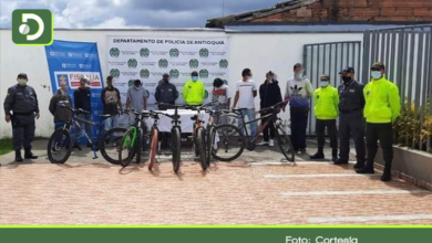 Photo of Cae banda dedicada al robo de bicicletas de alta gama en La Ceja y El Retiro