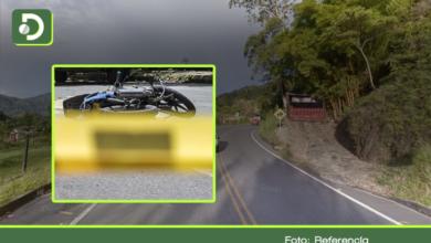 Photo of Un menor muerto y otro gravemente herido tras accidente en la vía Medellín – Bogotá