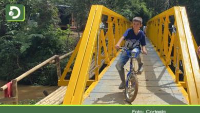 Photo of Entregan nuevo puente que beneficia a 100 familias de zona rural de San Rafael