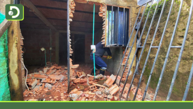 Photo of Rionegro: Destruyen vivienda usada para la venta y almacenaje de drogas en el sector La Playa
