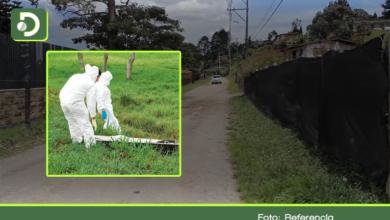 Photo of Hallan cuerpo de un hombre con heridas de arma blanca en zona rural de Guarne