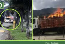Photo of La Ceja: Simulacro de incendio se salió de control y por poco ocasiona una tragedia.