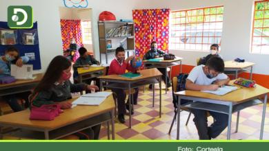 Photo of En Marinilla, 12 mil estudiantes regresan a clases este lunes en modelo de la alternancia