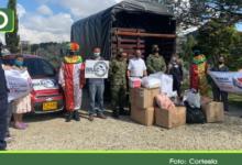 Photo of Adultos Mayores en Rionegro y Marinilla recibieron ayudas por parte del Ejército