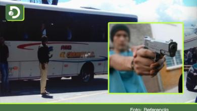 Photo of Nuevo atraco en El Carmen: delincuentes tiene azotado el transporte intermunicipal del Oriente
