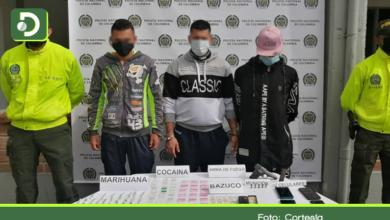 Photo of Capturados en Rionegro tres sujetos por tráfico de armas y drogas.