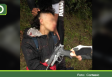 Photo of Tras intento de hurto a ciclistas, comunidad en Guarne atrapó y golpeó a ladrón