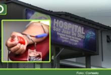 Photo of Rionegro: Hospital San Juan de Dios necesita donaciones de sangre con urgencia