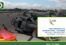 Photo of ¿Habrá Feria Aeronáutica este año en Rionegro? esto dicen los organizadores de la F-AIR Colombia: