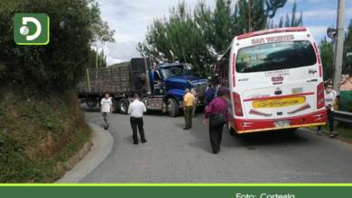 Photo of Siguen los accidentes en la vía a San Vicente: carretera entre las más peligrosas del Oriente.