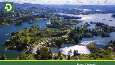 Photo of Según investigación, turismo de la región depende del nivel del embalse Peñol – Guatapé