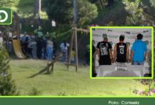 Photo of Rionegro: Capturan a tres hombres en el barrio La Esperanza cuando recibían dinero de una presunta extorsión