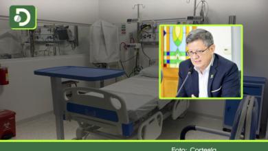 Photo of Decretan, nuevamente, alerta roja hospitalaria en Antioquia por alta ocupación en las UCI