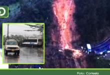 Photo of El Retiro: Derrumbe deja un muerto y seis heridos en la vía entre Don Diego y La Fe