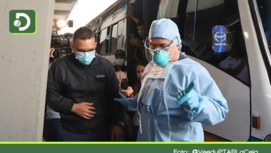 Photo of Hoy se cumple un año del primer caso confirmado de Covid-19 en Colombia